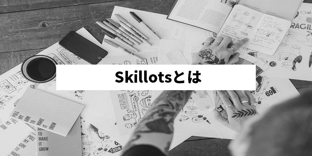 Skillotsとは