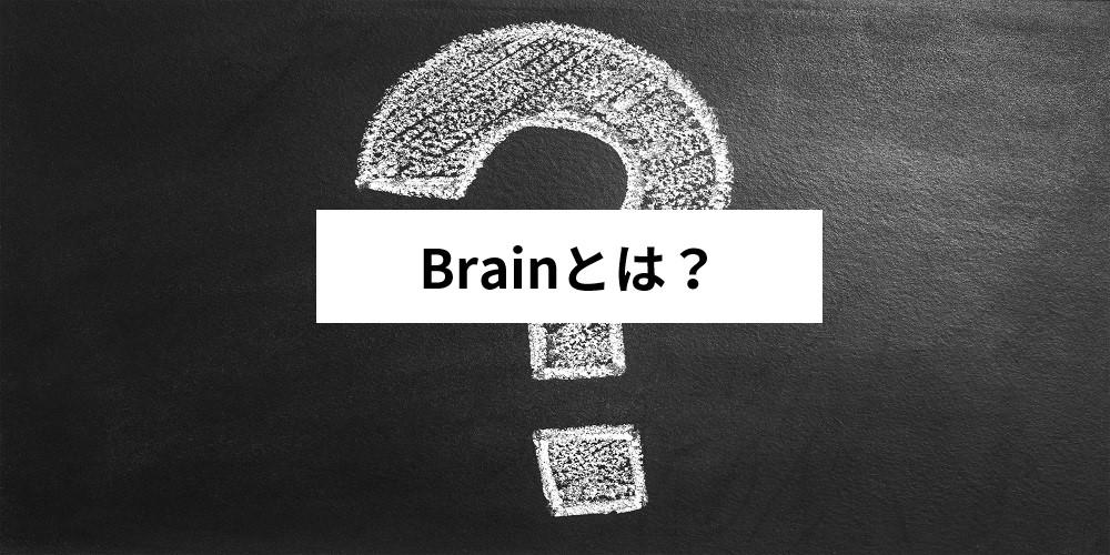 Brainとは?